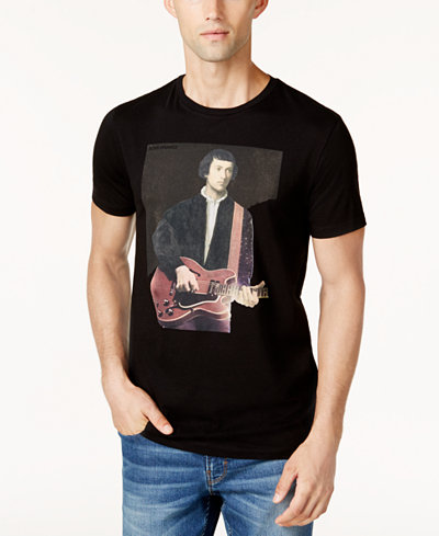 Boss Hugo Boss Orange Men's Graphic Print T-Shirt