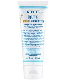 Kiehl's Since 1851 Blue Herbal Moisturizer, 3.4-oz.