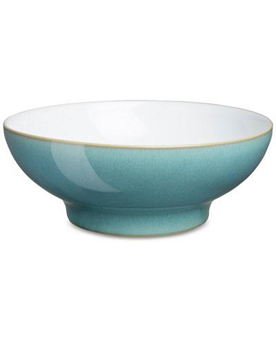 Denby Dinnerware, Azure Serving Bowl, 3 pt.