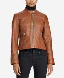 Lauren Ralph Lauren Leather Jackets