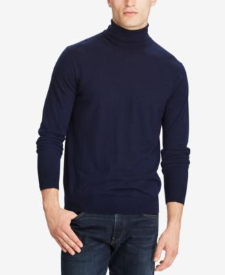 mens turtleneck polo polo by ralph lauren sweater