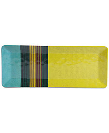 Certified International Sedona Melamine Rectangular Platter
