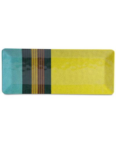Certified International Sedona Melamine Rectangular Platter