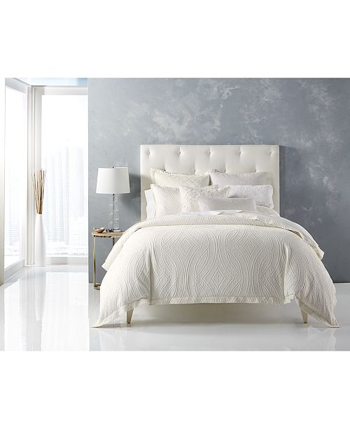 Hotel Collection Alabaster: Hotel Collection Trousseau Bedding Collection, Created For