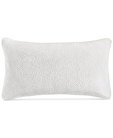 "Hotel Collection Trousseau 14"" x 26"" Decorative Pillow, Created for Macy's"