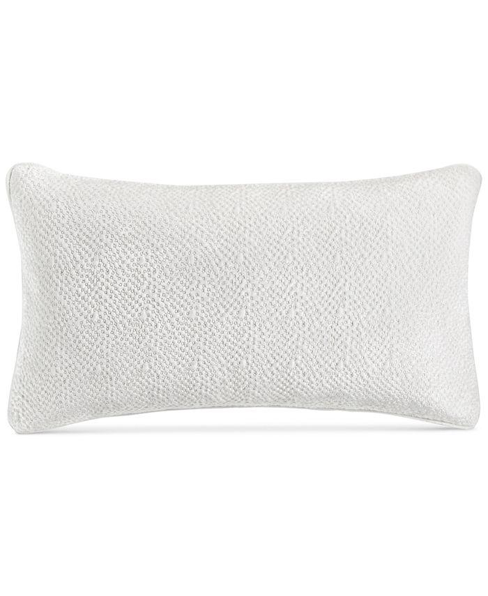 """Hotel Collection - Trousseau 14"""" x 26"""" Decorative Pillow"""