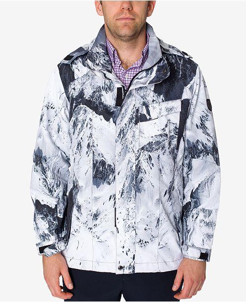 Halifax HFX Men s Printed Ski Jacket   Reviews - Coats   Jackets ... 240b06168