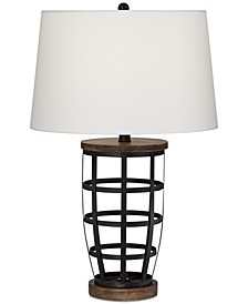 Woodman Table Lamp