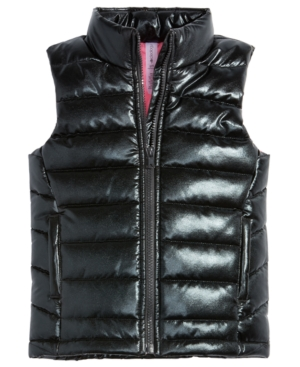 Ideology Quilted Puffer Vest Little Girls Created for Macys