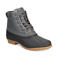 Deals on Tommy Hilfiger Men's Casey Waterproof Duck Boots