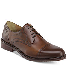 Johnston & Murphy Men's Ramsey Cap-Toe Oxfords