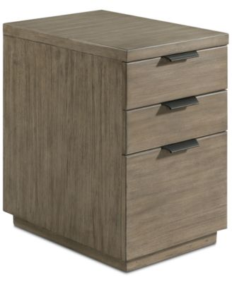 Elegant Ridgeway Home Office Mobile File Cabinet, Created For Macyu0027s