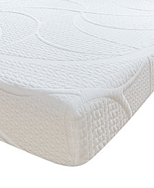 "Sleep Trends Sofia Plush Gel 7"" Mattress, Quick Ship, Mattress in a Box - Queen"
