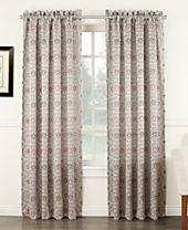 "Sun Zero Isabelle 54"" x 63"" Rod Pocket Energy-Efficient Curtain Panel"