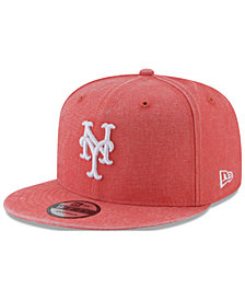 New Era New York Mets Neon Time 9FIFTY Snapback Cap