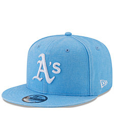 New Era Oakland Athletics Neon Time 9FIFTY Snapback Cap