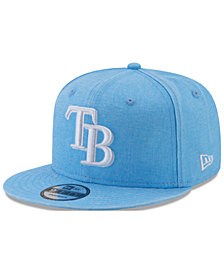 New Era Tampa Bay Rays Neon Time 9FIFTY Snapback Cap