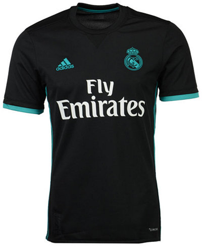 adidas Men's Real Madrid Club Team Away Jersey