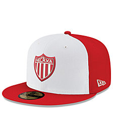 New Era Club Clunec Liga MX 59FIFTY Fitted Cap