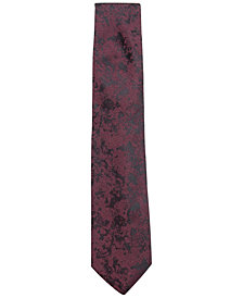 Ryan Seacrest Distinction™ Men's Carrie Floral Tie, Created for Macy's