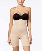 e64a3fe2a6b SPANX Women s Power Conceal-Her High-Waisted Mid-Thigh Short 10132R