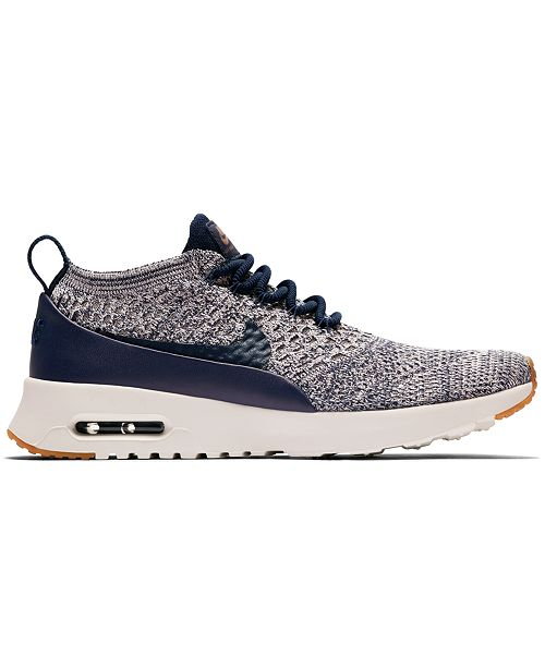 d3152955655d ... Nike Women s Air Max Thea Ultra Flyknit Running Sneakers from Finish ...