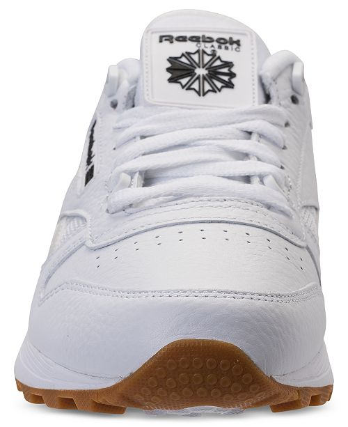 855f748178e ... Reebok Men s Classic Leather 2.0 Casual Sneakers from Finish Line ...