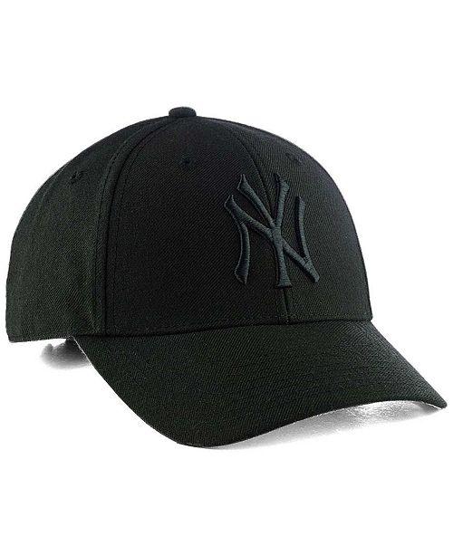 a7a35b0e8 47 Brand New York Yankees MVP Cap - Sports Fan Shop By Lids - Men ...