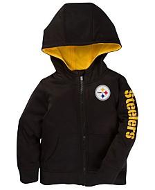 Gerber Childrenswear Pittsburgh Steelers Zip Hoodie, Infants (12-24 months)