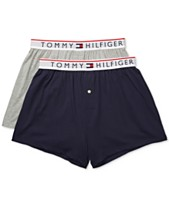 1d13767390f1 Tommy Hilfiger Men's 2-Pk. Modern Essentials Knit Boxers