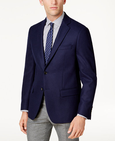 Lauren Ralph Lauren Men's Classic-Fit Textured Soft Tailored Sport Coat