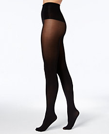 SPANX Women's Tummy-Shaping Tights, also available in extended sizes