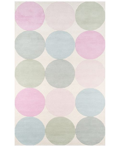 "Novogratz Collection Novogratz by Momeni Delmar DEL01 2' 3"" x 8'  Runner Area Rug"