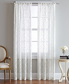 Lyric Ogee Sheer Curtain Collection