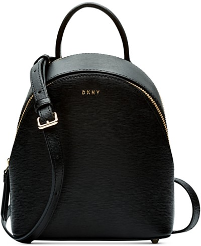 DKNY Bryant Small Backpack Crossbody, Created for Macy's