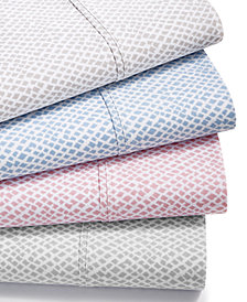 CLOSEOUT! Sorrento Print 500 Thread Count 6-Pc. Sheet Sets