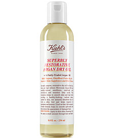 Kiehl's Since 1851 Superbly Restorative Argan Dry Oil, 8-oz.