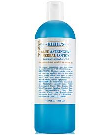 Kiehl's Since 1851 Blue Astringent Herbal Lotion, 16.9-oz.