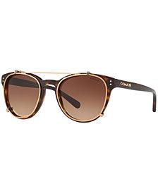 Coach Sunglasses, HC8216