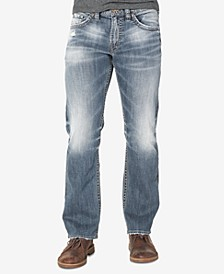 Men's Grayson Big and Tall Easy Fit Jeans