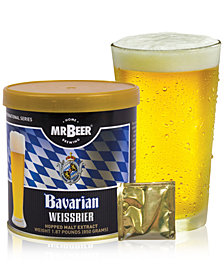 Mr. Beer Bavarian Wheat Beer Refill Kit
