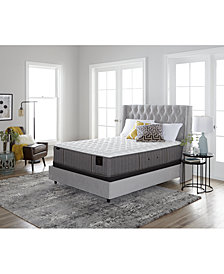 "Stearns & Foster Estate Palace 14.5"" Luxury Firm Mattress Set- Queen Split"