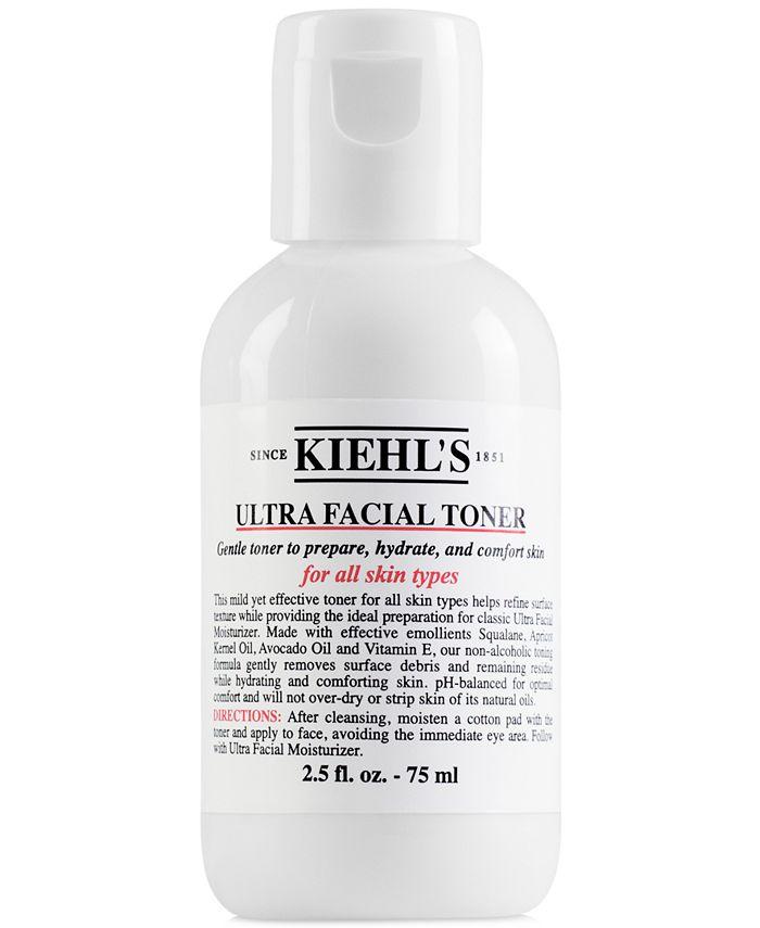 Kiehl's Since 1851 - Ultra Facial Toner, 2.5-oz.