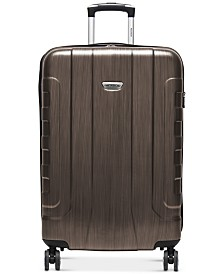 """Ricardo Pacifica 25"""" Hardside Spinner Suitcase, Created for Macy's"""