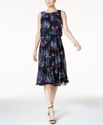 Nine west knit plus size dresses