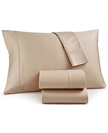 CLOSEOUT! AQ Textiles Egyptian Blend 800 Thread Count 4-Pc. Queen Sheet Set