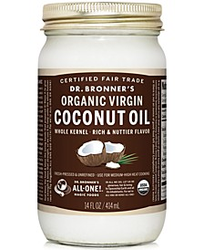 Whole Kernel Organic Virgin Coconut Oil