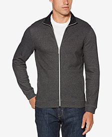 Perry Ellis Men's Heathered Jacket
