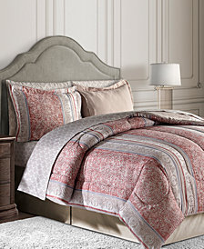 Blakely 8-Pc. Queen Reversible Bedding Ensemble