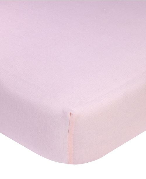 Carter's  100% Cotton Knit Fitted Crib Sheet